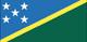 Ilhas Salomao Flag