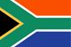Africa do Sul Flag